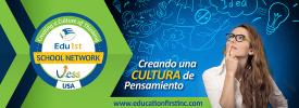 Apostamos por el Modelo Educativo VESS de Edu1st USA.