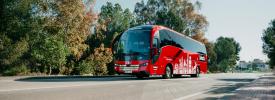 Servicio de autobús