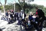 Excursión de los alumnos de 5 años a Los Valladolises