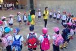 Educación Infantil visita el Santuario de la Fuensanta