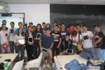 El proyecto SALZ.iPAD continúa su andadura en 1.º de Bachillerato