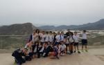 Quinto y sexto de Primaria va de excursión a Aledo