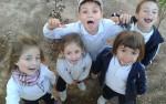 Primer y segundo curso de Primaria de excursión en El Valle