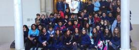 Salida cultural de 1.º y 2.º de ESO a Murcia