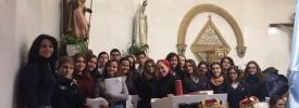 El Coro Luis Cases visita de nuevo la residencia Nuestra Señora de Fátima