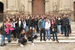 Viaje de alumnos de 3.º de Secundaria a Granada