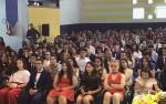 Acto de fin de etapa a los alumnos de 4.º de ESO. Curso 2016-2017