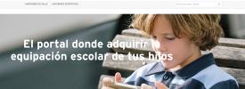 Nuevo Portal de Uniformes del Colegio.