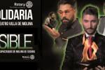 Magia Solidaria en el Teatro Villa de Molina