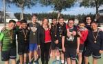 Entrega de Medallas en Secundaria y Bachillerato fiestas del Colegio 2018
