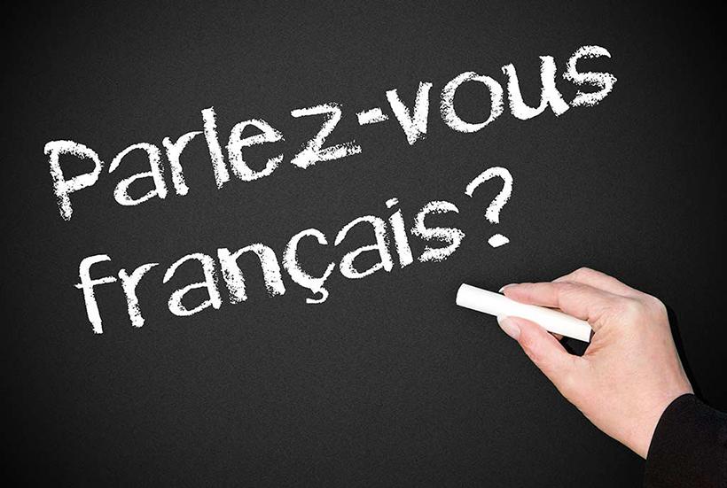 Parlez-vous francais ?